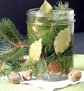 fir-potpourri